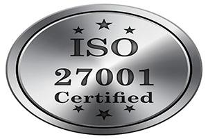 תקן ISO 27001<br /> לאבטחת מידע