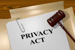 Privacy Act – legal concept